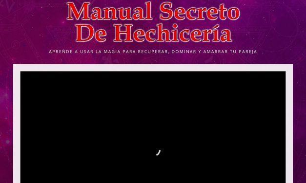 Manual Secreto De Hechicería