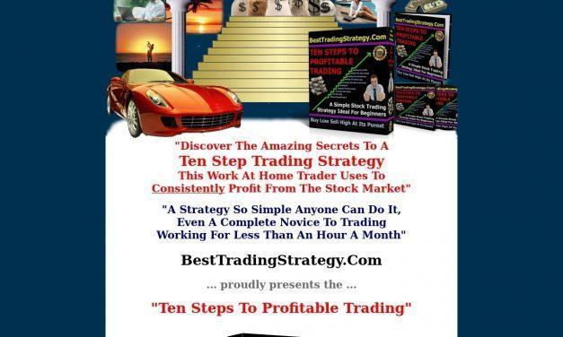 Best Trading Strategy