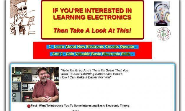 Introduction To Basic Electronics – Basic Electronics Tutorial