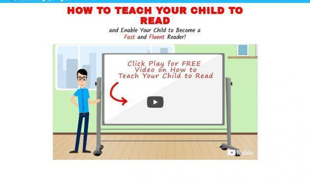 Children Learning Reading Program – How to Teach Your Child to Read