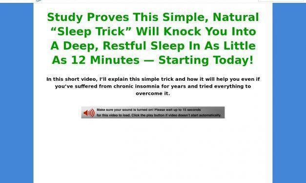 The Insomnia Program cb | Blue Heron Health News