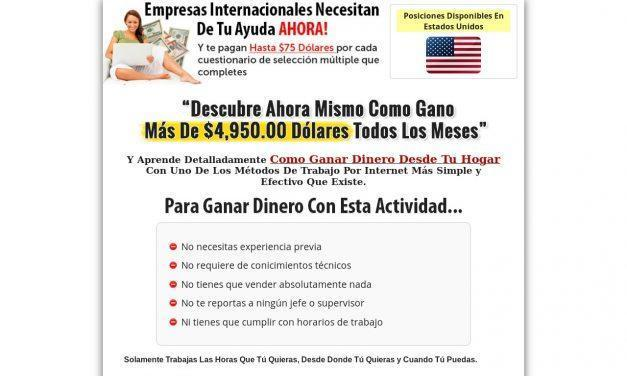 Encuestas Remuneradas: Responde Encuestas Remuneradas Y Gana Dinero Facil