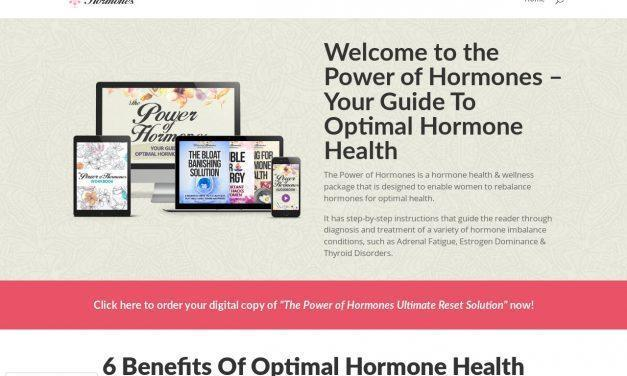 Power of Hormones |