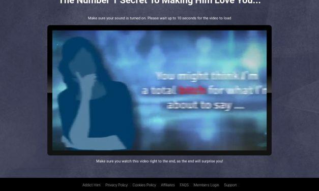 Addict Him – Attract Your Ideal man