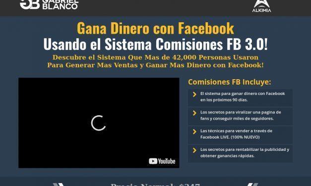 Gabriel Blanco » Comisiones Facebook 3.0 (ADETRAFICO)