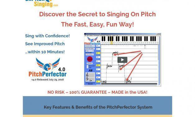 On Pitch Singing CB