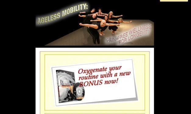 Ageless Mobility Complete Rejuvenation Magic Pack