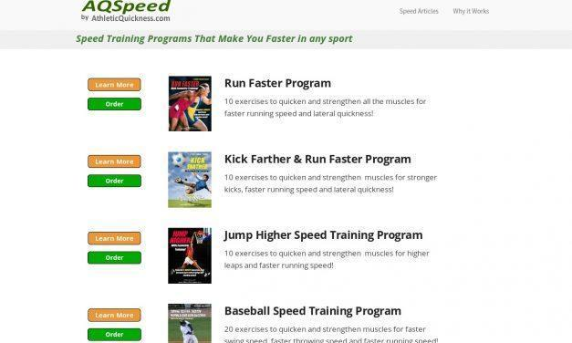 Training Programs | Run Faster Speed Training