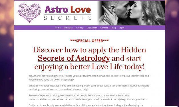 One Dollar Trial   Astro Love Secrets