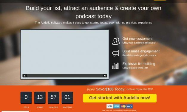 Discover the marketing power of audio » Audello