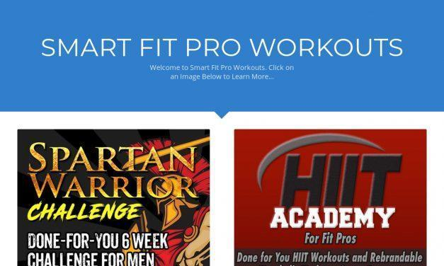 Smart Fit Pro Workouts – by Georgette Pann