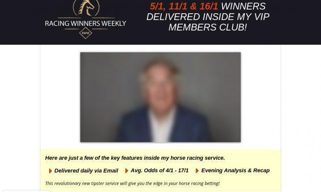Racing Winners Weekly
