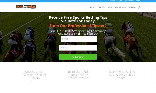 Free Sports Betting Tips | UK Racing Tips & Free Bets | Bets For Today