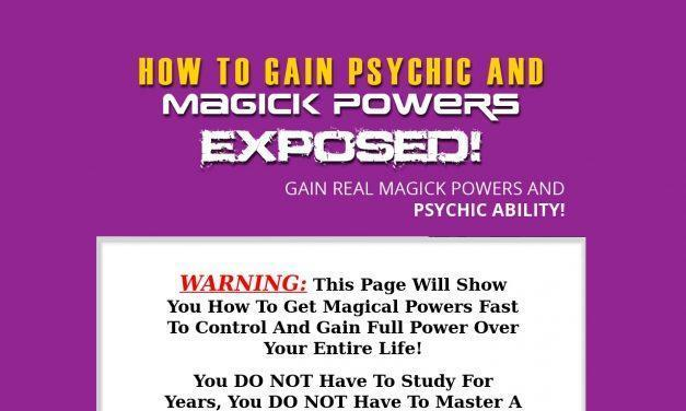 How to get magical powers – Learn real magic spells Witchcraft