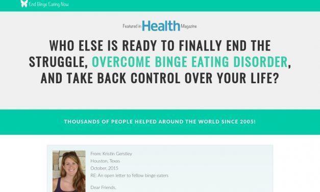 You Can Overcome Binge Eating Disorder – End Binge Eating Now