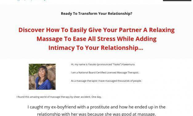 Learn Easy Couples Massage Techniques – Full Instructions & Videos