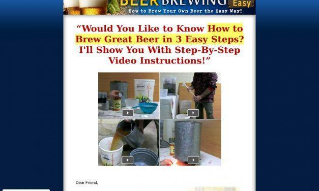 Beer Brewing Made Easy – How to Brew Your Own Beer the Easy Way
