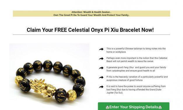 Celestial Onyx Pi Xiu Bracelet Giveaway