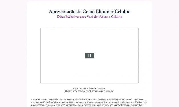 Programa Adeus Celulite (Joey Atlas) | Método SYMULAST (Oficial)