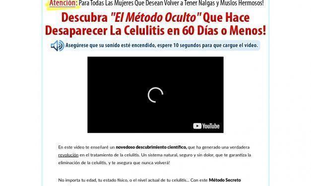 Celulitis Nunca Más™ | La Cura Natural