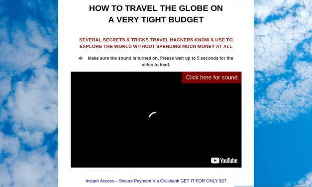 HOW TO TRAVEL THE GLOBE ON A VERY TIGHT BUDGET – BackpackersTravelGuides