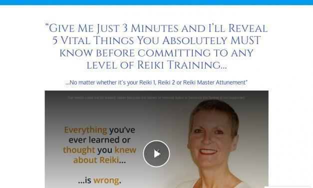 Ultimate Online Reiki Package – Chikara-Reiki-Do