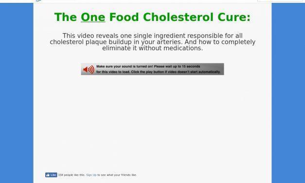 The Oxidized Cholesterol Strategy vsl cb | Blue Heron Health News
