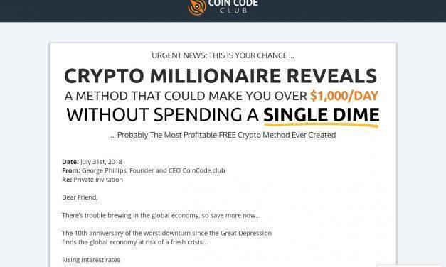 Coin Code Club