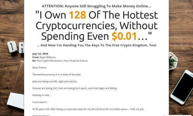 Free Crypto Secret