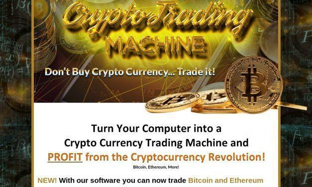 Crypto Trading Machine trade Bitcoin and Ethereum or any cyrpto currency just like you would Forex, Futures, Stocks, Gold, Silver, Commodities, or any other market