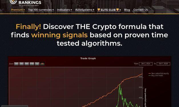Crypto Coin Ranking