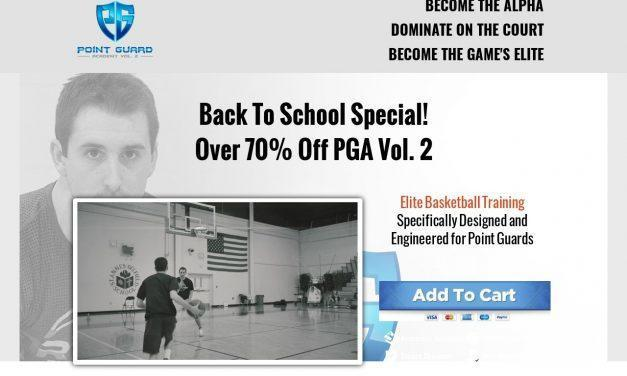 Point Guard Academy Vol. – II