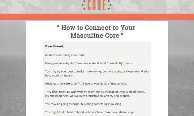 David Tian Ph.D.'s – How to Connect to Your Masculine Core