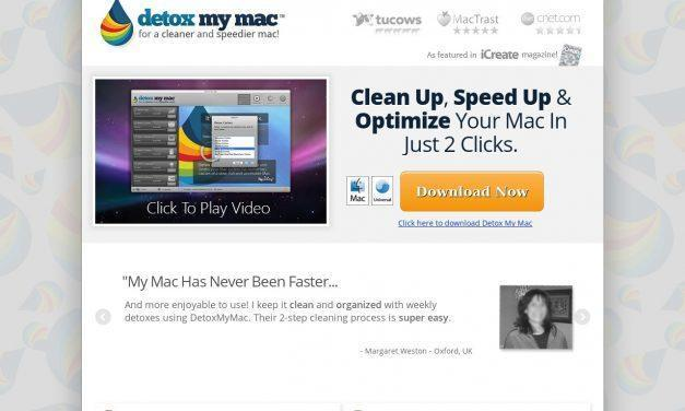 Detox My Mac™ | Clean Up and Speed Up Your Mac!