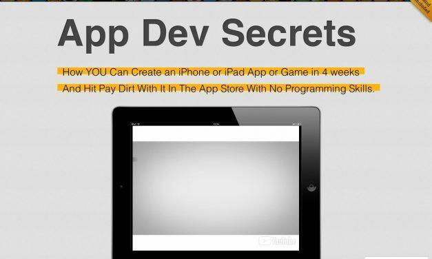 iPhone Dev Secrets