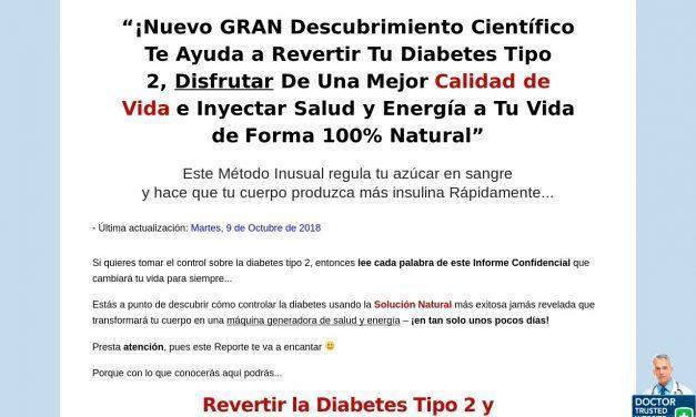 Revertir La Diabetes Tipo 2 ™