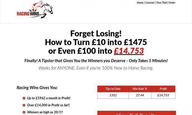 Racing Wins – Winning Horse Racing Tips