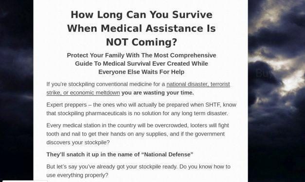 Doomsday Book of Medicine CB – Self-Reliance Association