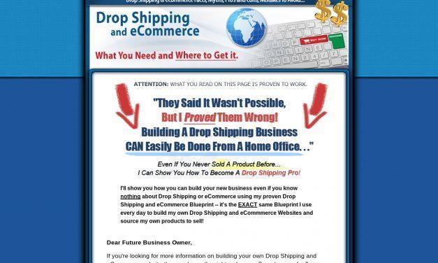 Christine Clayfield Drop Shipping and eCommerce eBook