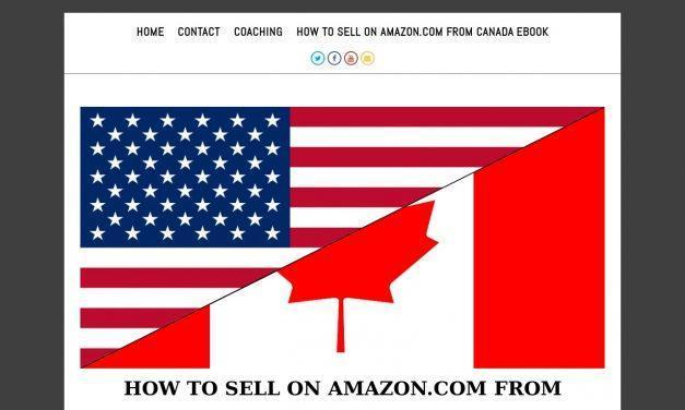HOW TO SELL ON AMAZON from Canada CB — Learn How to Sell on Amazon