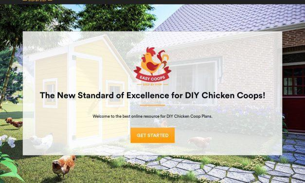 Homepage – Easy Chicken Coops
