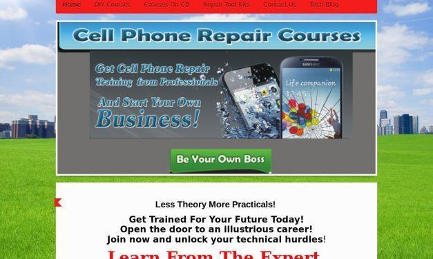 Smartphone Repair Training Course – Learn How To Fix Mobile Cell Phones