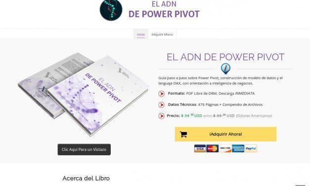 El ADN de Power Pivot | Inteligencia de Negocios