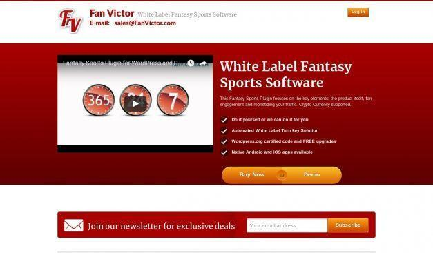 Fan Victor – The Ultimate Fantasy Sports Plug-in