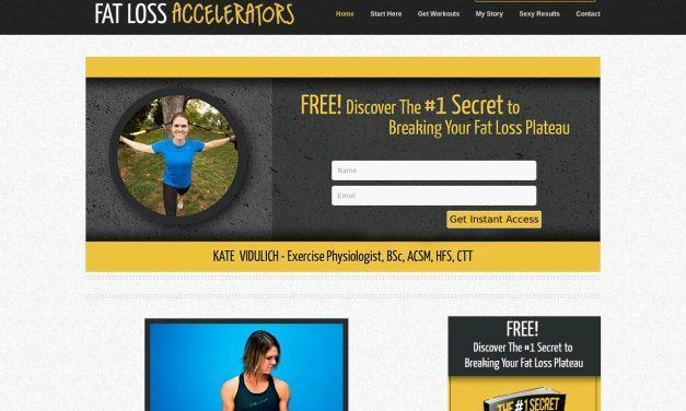 Fat Loss Accelerators | Break Any Stubborn Plateau