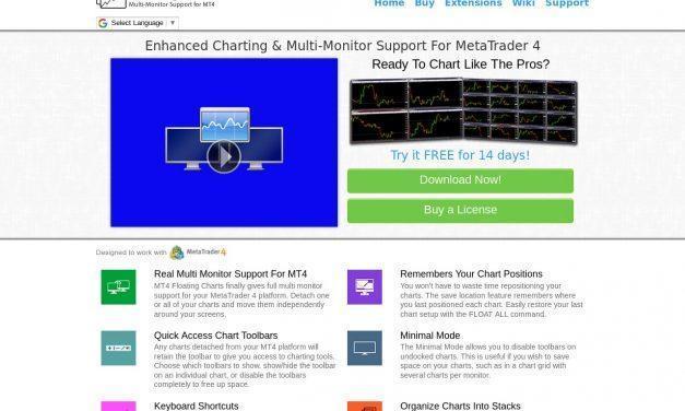 MT4 Floating Charts | Detach MetaTrader 4 Charts!