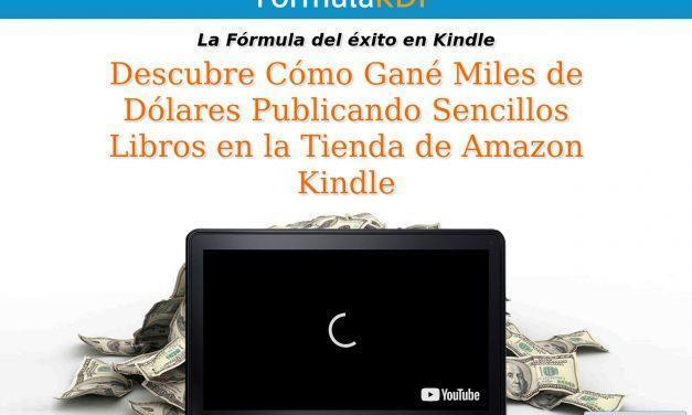 Fórmula para Ganar Dinero con Kindle – FormulaKindle