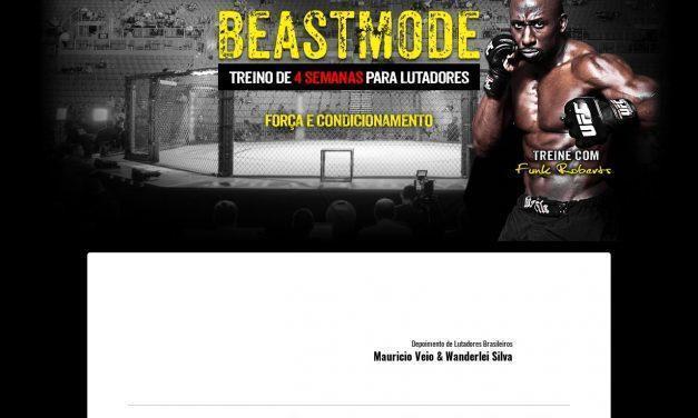 Beastmode – Treino de 4 Semanas para Lutadores