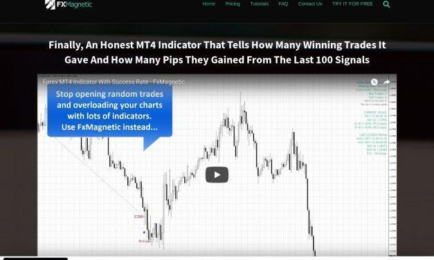 FxMagnetic 2 – Best Forex Indicator for MT4 With Success Rate (%)