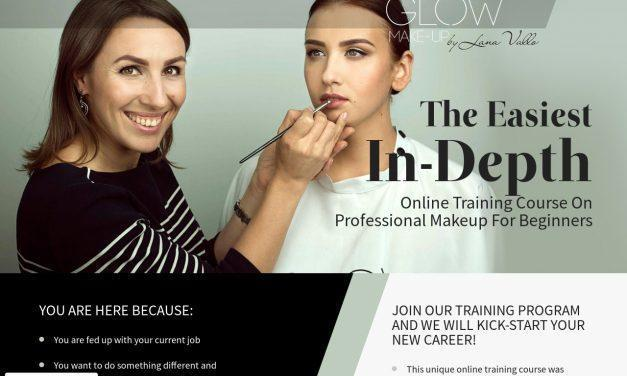 Video-Course On Professional Makeup 2